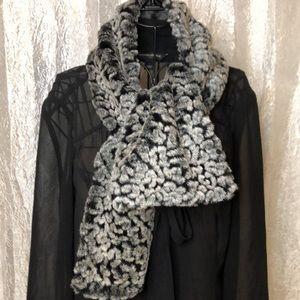 BEN BERGER scarf